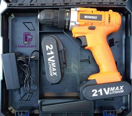 Bisso 21V Cordless Drill image 1