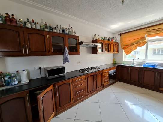 Furnished 3 bedroom apartment for rent in Nyali Area image 19