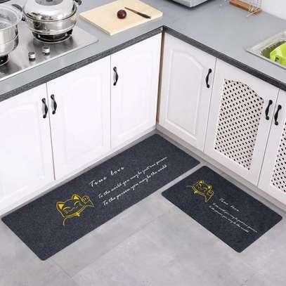 2 in 1 Kitchen long mat/bedside mat/corridor mat image 9