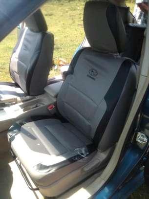 SUBARU CAR SEAT COVERS image 4