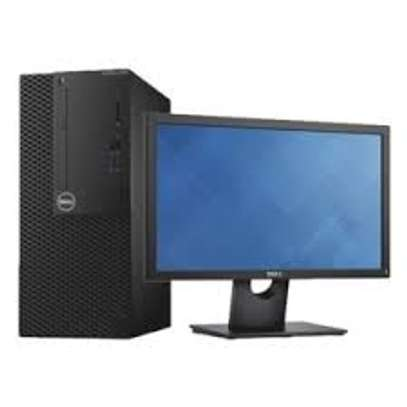 Dell optiplex 3060 Core I3 /4GB /1TB /18.5 inch monitor