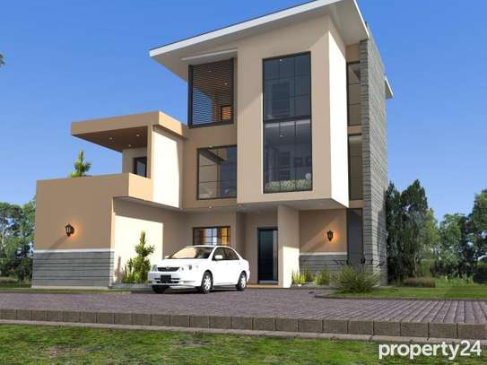 luxurious townhouse for rent in syokimau