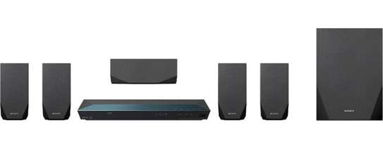 Sony BDV-E2100 - 5.1 Channel Blu-ray Disc Home Theatre System - Black