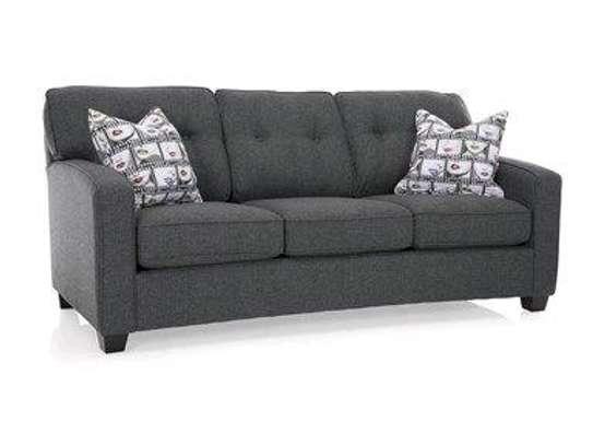 Beautiful Simple Quality 3 Seater Sofa image 1