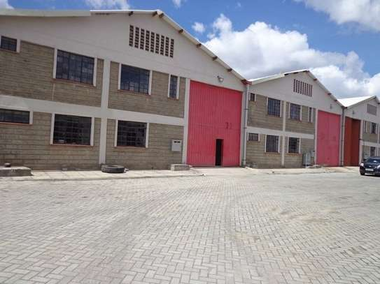 6500 ft² warehouse for rent in Mombasa Road image 2