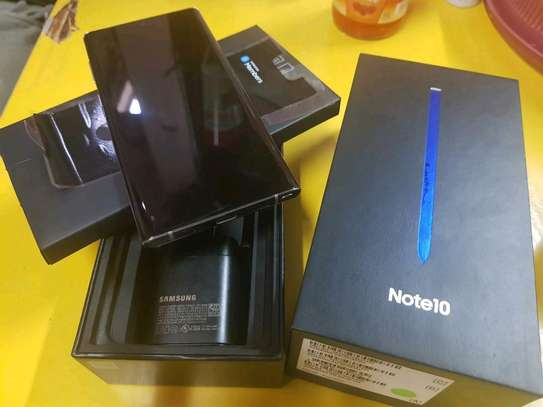 Samsung Galaxy Note 10 5g 512 Gb Flagship Smartphone image 4