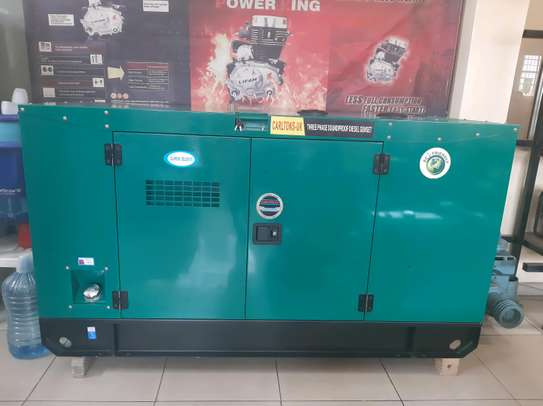 18KVA  Carltons UK Generator image 1