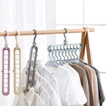 Multi-function Folding Magic Hanger image 6