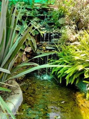 We constructs any kind of waterfalls snd fountains.
