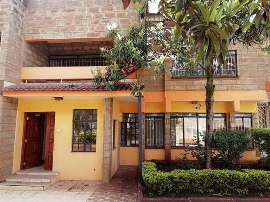 4 bedroom house for rent in Kileleshwa image 1