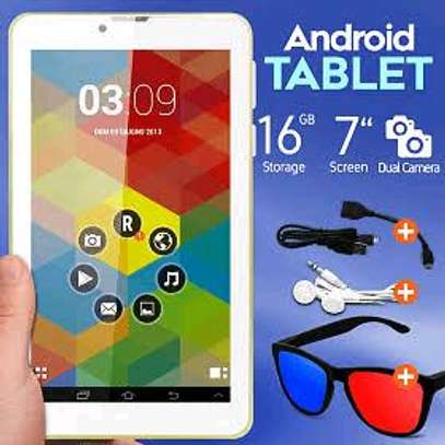 A7+ kids tablets with Sim card image 1