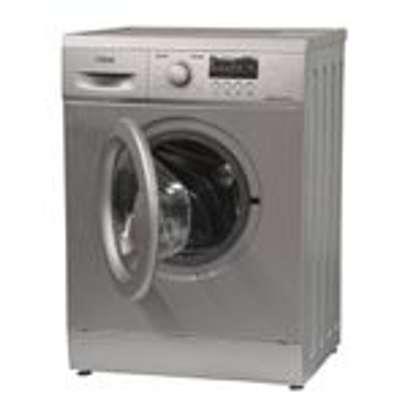 Mika MWAFS3107SL, Washing Machine, Fully-Automatic, 7Kgs - Silver image 2
