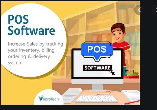 Latest Pos point of sale software solutions ERP software developers restaurant pos image 1