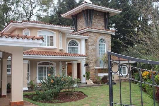 4 bedroom villa for rent in Kitisuru image 3