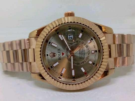 watches/Golden/men/women image 3