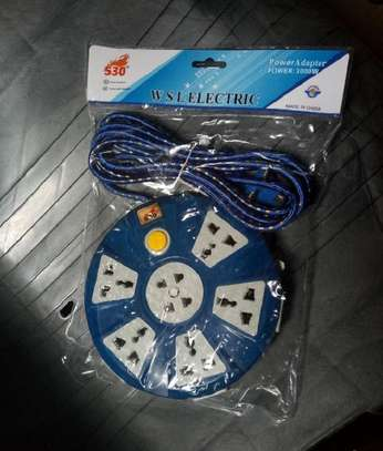 Electric 6 Way Extension Cable -WSL image 2