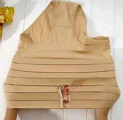 Ladies Pant's with Body Shaper image 2