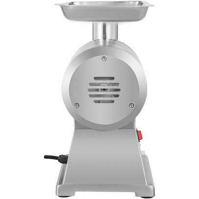 ELECTRIC MEAT GRINDER STAINLESS STEEL SAUSAGE FILLER MINCER MAKER image 4