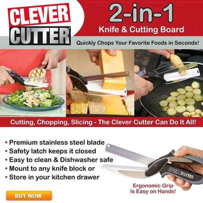 2 in 1 Clever Cutter image 1