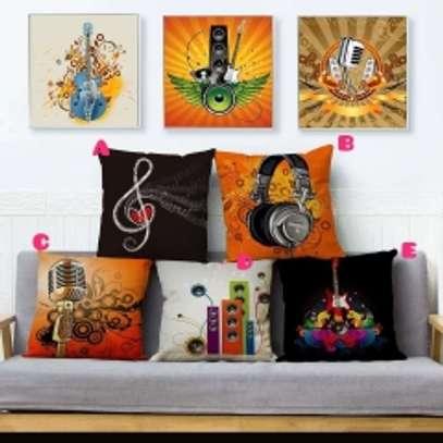 African print Throw pillows image 1