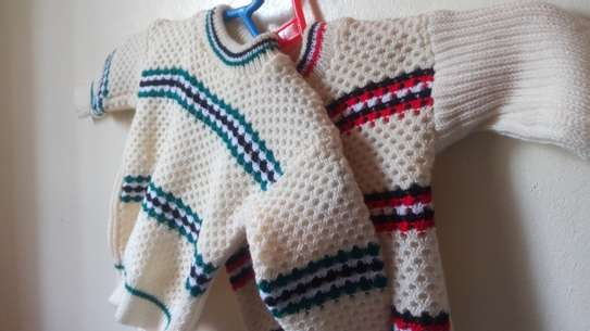 Baby sweaters image 6