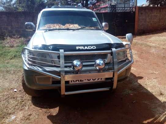 2000 Toyota Prado