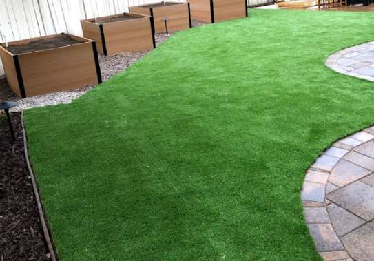 Artificial Green Turf Vintage Artificial Grass