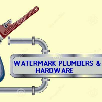 For all plumbing works from a leaking/blocked/broken toilet, sink, bathroom and kitchen to highrise residential and industrial plumbing. image 1
