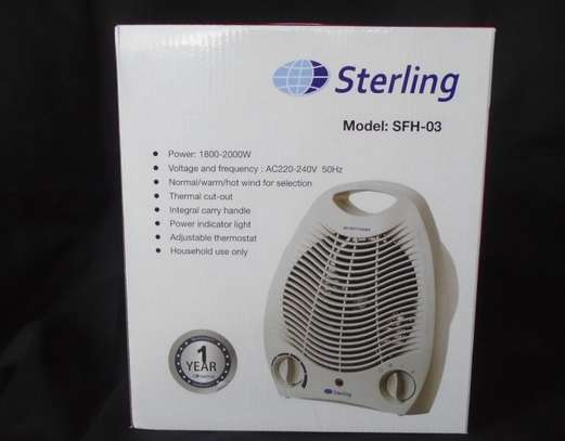 ROOM HEATER STERLING