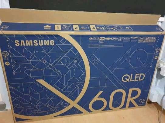 Samsung 75 Inch 4K Ultra HD Smart QLED TV - QA75Q60R image 1