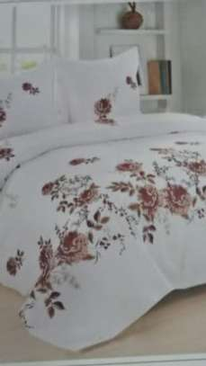 Cotton Flowery Bedsheets 5x6 image 8