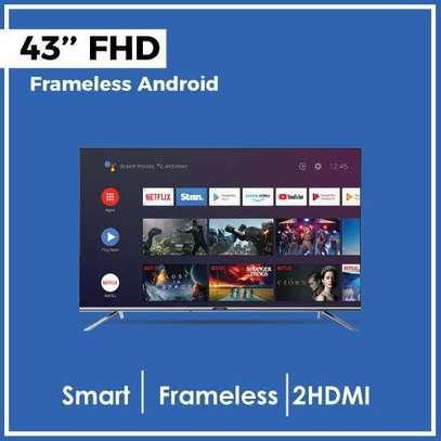 """SKYWORTH 43"""" Series TB7000 Smart Frameless TV image 1"""