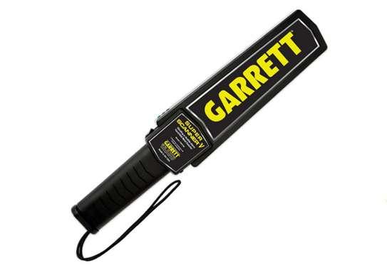 Garrett Super Scanner V Hand Held Metal Detector image 1