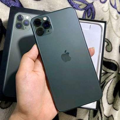 Apple Iphone 11 Pro Max Green 512 Gb In Prestine Condition image 1