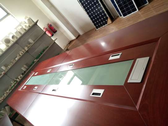 4.8 metres conference/ boardroom table image 4