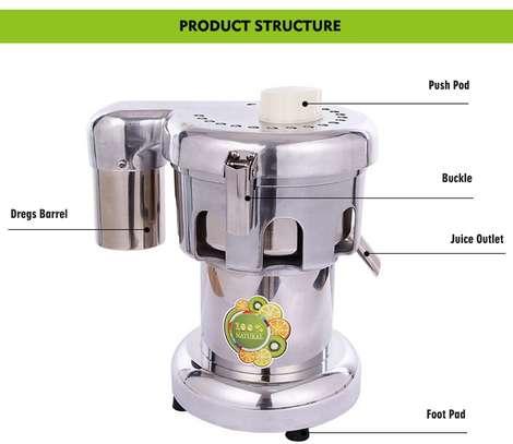 Commercial Fruit Juicer Electric Juice Extractor Orange Electric Fruit Squeezer image 7