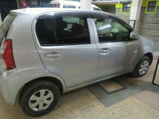 Quick sale Toyota passo image 3