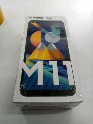 Samsung M11 new 32gb 3gb ram 5000mAh battery+13mp camera image 1