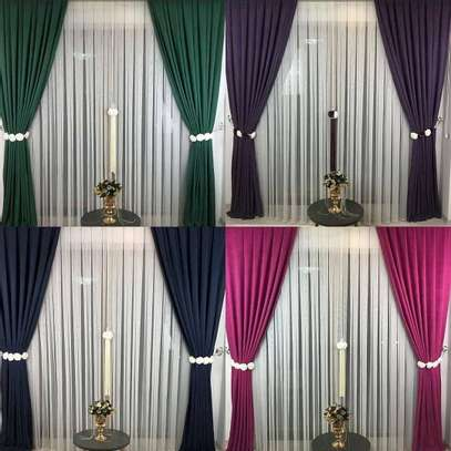 SUPER DESIGN CURTAIN AND SHEERS image 1