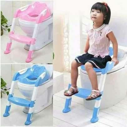 Kids toilet training potty seat image 1