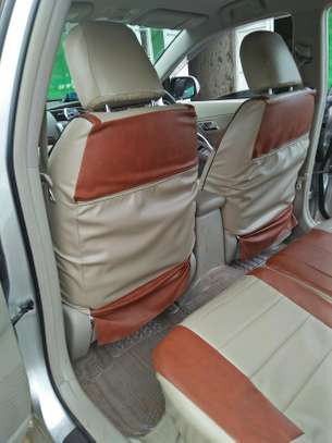 Tailor made fit car seat covers