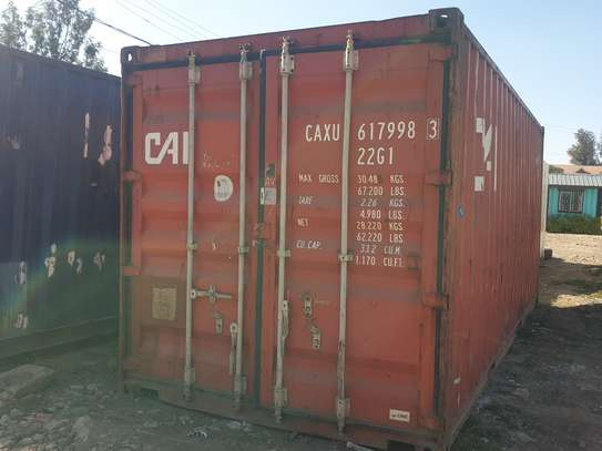 20ft shipping containers for sale image 2