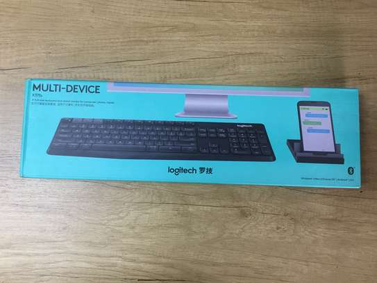 Logitech K375s Multi-device Keyboard image 2