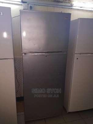 Ex Uk Double Door Fridge image 3