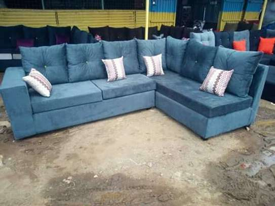 Grey Lshape sofa