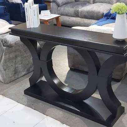 Executive Console tables