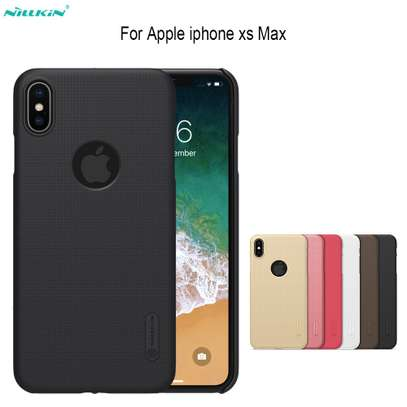 NILLKIN Super Frosted Shield Plastic Protective Case For Apple iPhone X/XS image 3