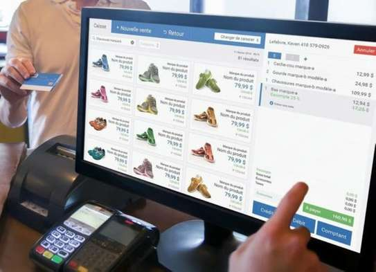 Point of Sale (POS) Customized Software