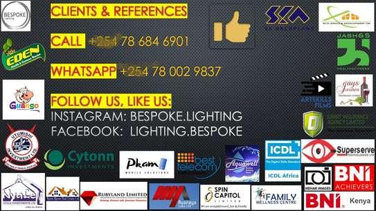 Bespoke Lighting image 6