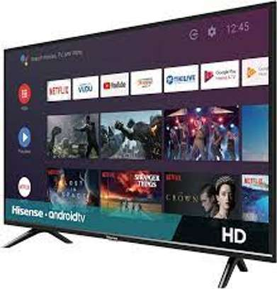 Hisense 40 Inch Smart Android TV image 1